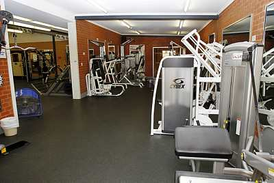 macquarie university gym