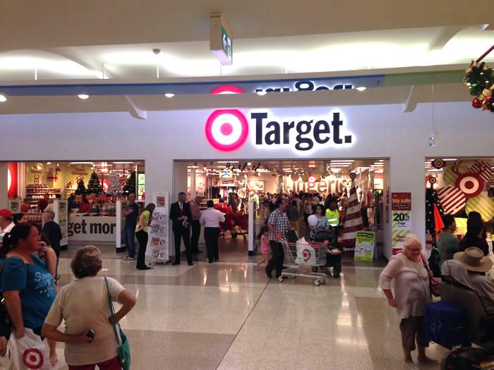 Retail Target Glenquarie Bermagui Constructions